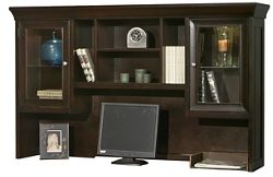 Espresso Executive Hutch