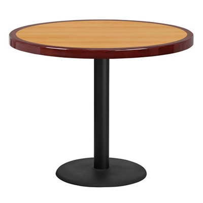"Standard Height Table with Round Base - 36""DIA"