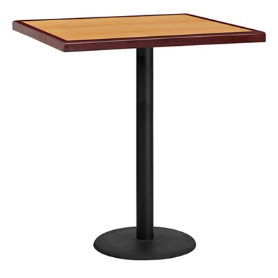 """Bar Height Table with Round Base - 36""""W x 36""""D"""