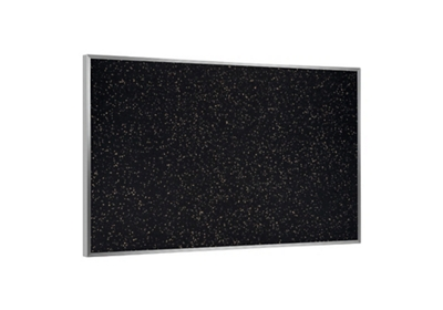 Recycled Rubber Bulletin Board - 8' x 4'