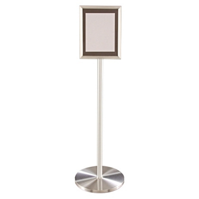 """Changeable Single Sided Sign Holder - 14"""" x 11"""""""