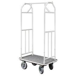 Value Four Wheel Bellman Cart