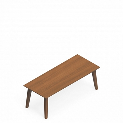 "Occasional Table - 20""W x 48""D x 17""H"