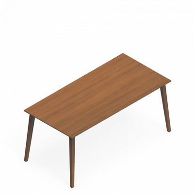 "Freestanding Table Desk - 72""W x 32""D"