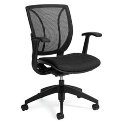 Roma Mid-Back Desk Chair