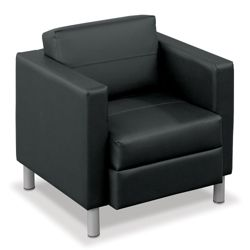 Citi Leather Club Chair