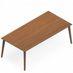 "Freestanding Table Desk - 78""W x 42""D"