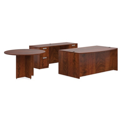 Contemporary Three Piece Executive Set