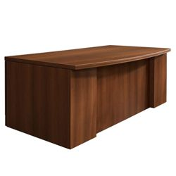 "Double Pedestal Executive Desk - 84""W x 42""D"