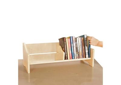 "Tabletop Book Display - 24""W"