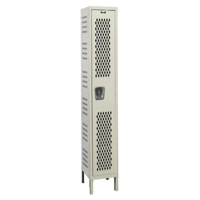 """15""""W x 18""""D Single Tier Ventilated Locker"""