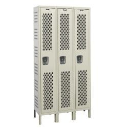"36""W x 12""D Single Tier Ventilated Locker"