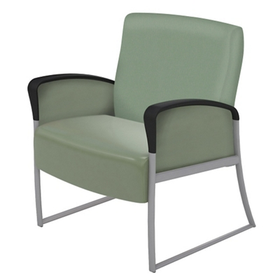 "Behavioral Health Guest Chair - 24""W Seat"