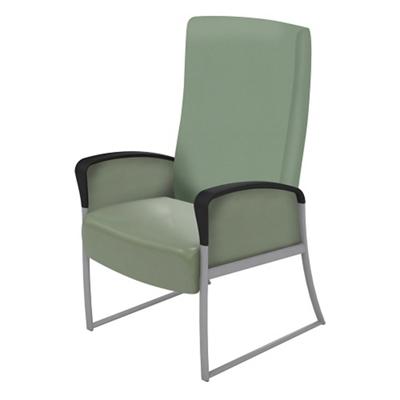 "Behavioral Health Patient Chair - 21""W Seat"