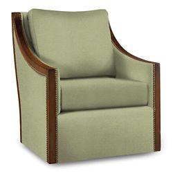 Vinyl Swivel Chair