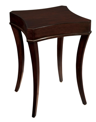 """Wood Veneer Cocktail Table - 18""""W x 18""""D"""