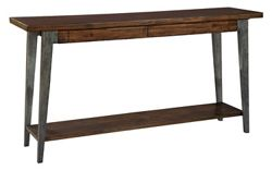 "Splayed-Leg Sofa Table - 68"" W x 16"" D"