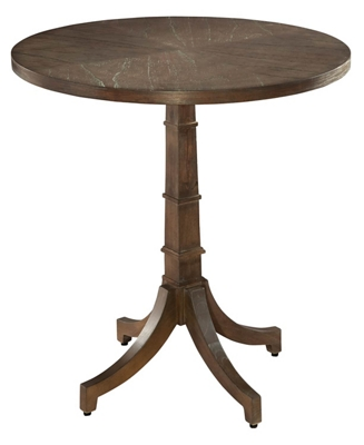 """Round Chairside Table - 26"""" Diameter"""