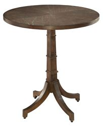 "Round Chairside Table - 26"" Diameter"