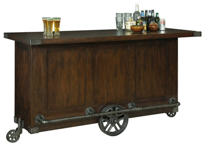"Beverage Trolley - 78""W x 32""D"