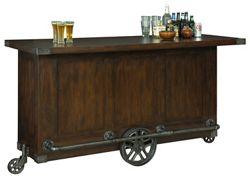 "Beverage Trolley - 78""W x 32""D"