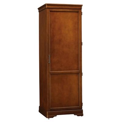 """Single Door Wardrobe - 77.5""""H"""