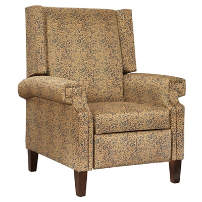 Recliner with Fabric