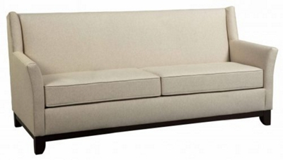 Vinyl Sofa