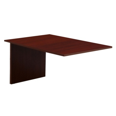Hyperwork 4' Boat Shaped Conference Table Extension