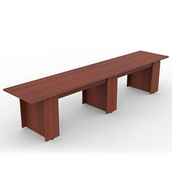 Ascend Rectangular Meeting Table - 12'