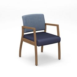 Iris Guest Chair with Arms
