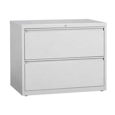 """36""""W Two Drawer Lateral File"""