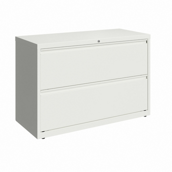 Hirsh 2 Drawer Lateral Filing Cabinet   Item# 11316
