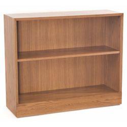Hardwood Two Shelf Bookcase