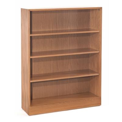 Hardwood Four Shelf Bookcase