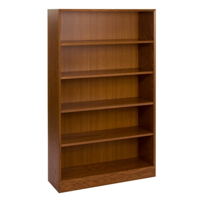 Hardwood Five Shelf Bookcase By Hale Nbfcom
