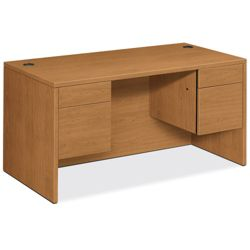 "Double Pedestal Desk - 60""W x 30""D"