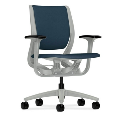 HON Purpose Mid-Back Task Chair with Adjustable Arms