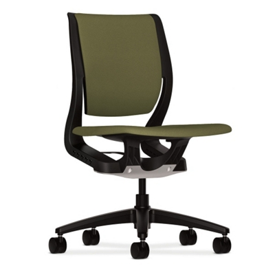 HON Purpose Mid-Back Armless Task Chair