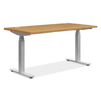 "Height Adjustable Table - 60""W x 30""D"