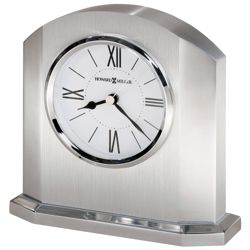 "Lincoln 5.75""H Arched Tabletop Alarm Clock"