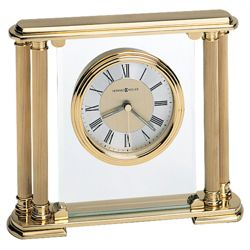 "Athens Desk Top Clock - 6.5""H"