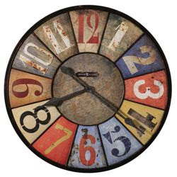 "County Line 31"" Wall Clock"