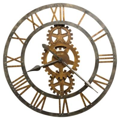 "30""Dia Metal Gallery Wall Clock"