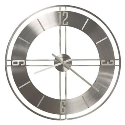 "30""Dia Wrought Iron Gallery Wall Clock"