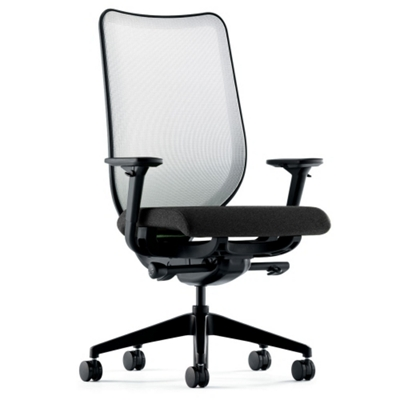 HON Nucleus Mesh Back Ergonomic Task Chair   50968 And More Lifetime  Guarantee