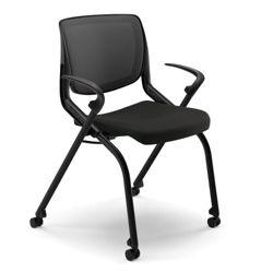 HON Motivate Mesh Back Nesting Chair