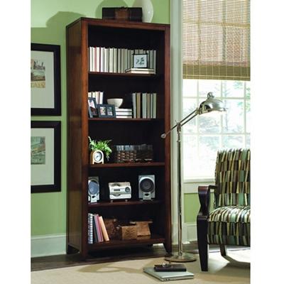 "Five-Shelf Open Bookcase - 78""H"
