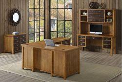 Complete L-Desk Office Suite