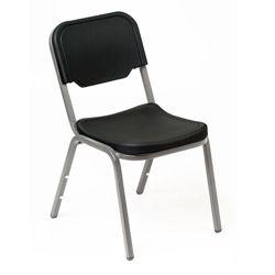 Heavy Gauge Steel Frame Stack Chair